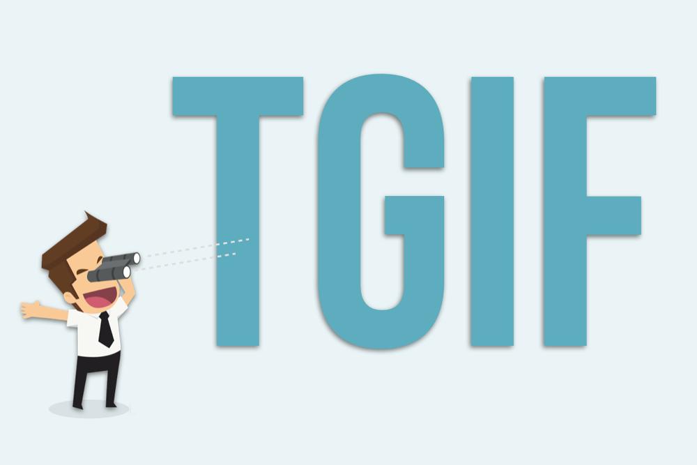 Wochenende-TGIF