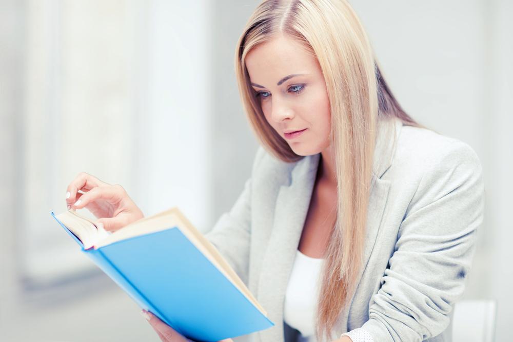 Bewerberfrage: Was lesen Sie gerade?