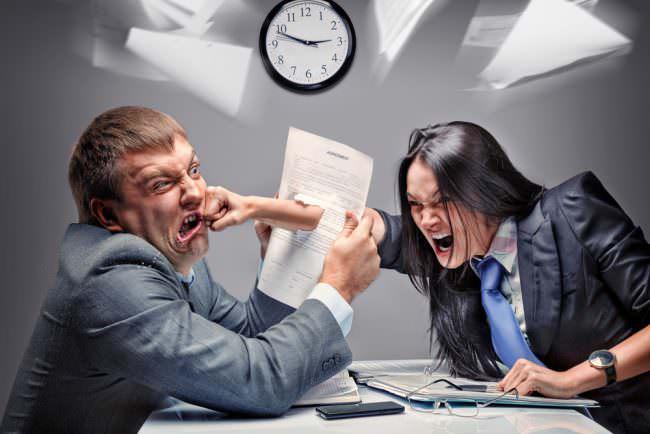 Konflikte lösen mit Kollegen