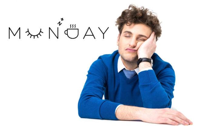 Montagsblues: Tipps gegen den Montagsfrust