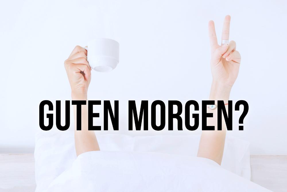 Moral am Morgen: Wie uns die Tageszeit beeinflusst