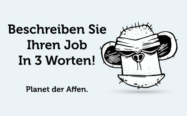 Planet-der-Affen-Jobbeschreibung
