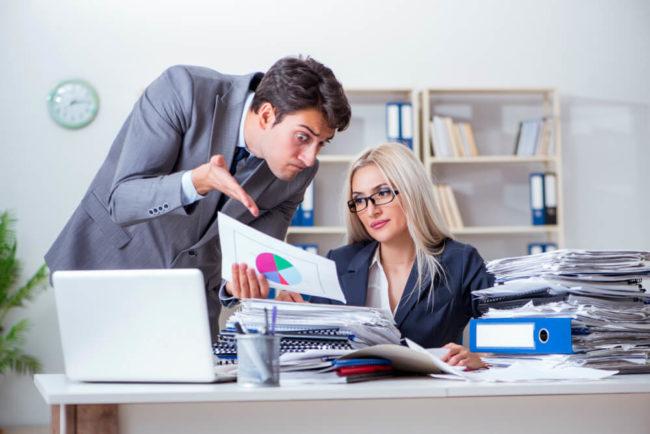 Streitlustiger Chef: Wie Sie sich schützen