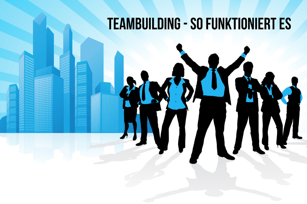 Teambuilding Uebungen Gruppen Team