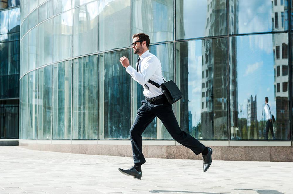 Hyperaktiv im Job: So werden Sie Herr der Lage