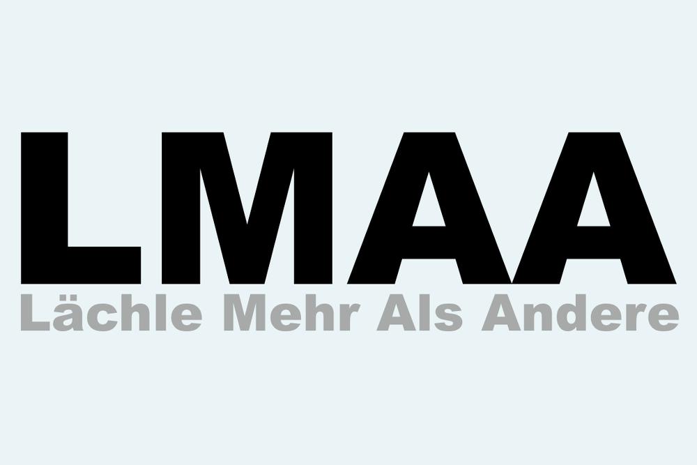 Lächeln lernen LMAA-Laechlemehralsandere