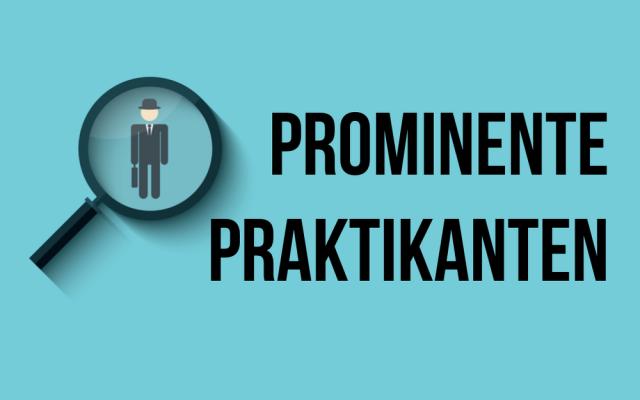 Promi-Praktikanten