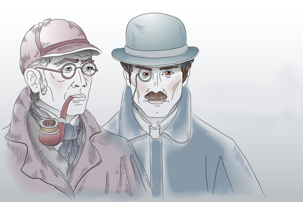 Deduktion: Was Sie von Sherlock Holmes lernen können
