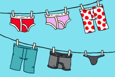 Besteht Ihre Idee den Unterhosen-Test?