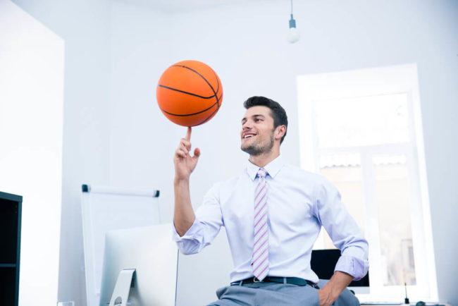 Betriebssport: Sportlich mit den Kollegen