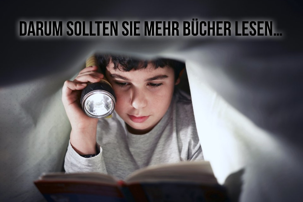 Buecher Lesen Leseratte Lesegewohnheit Gehalt