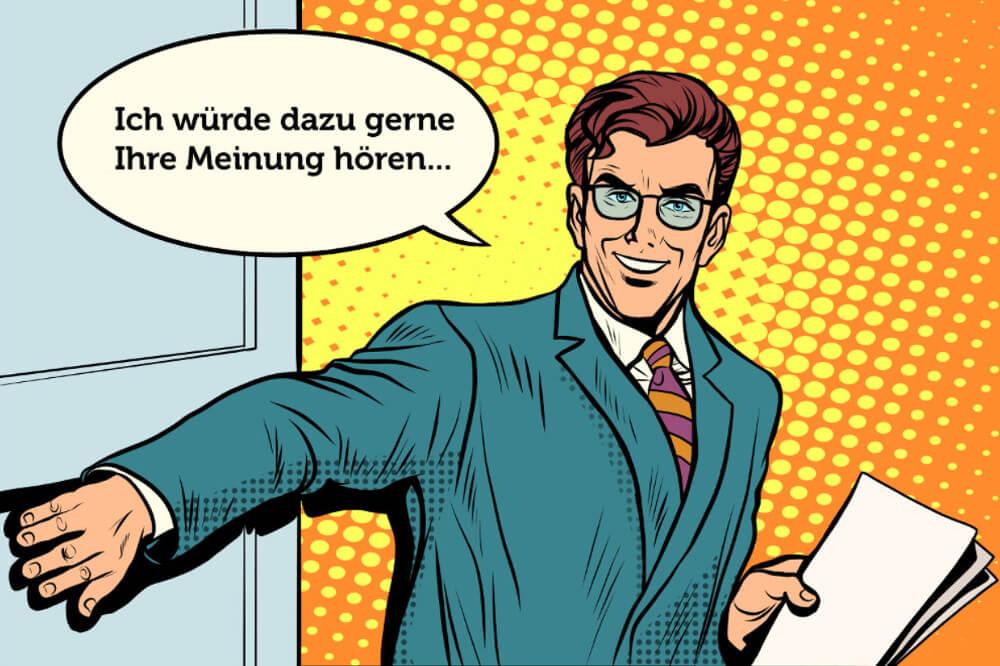 Chef Saetze Fuehrungsstil Management