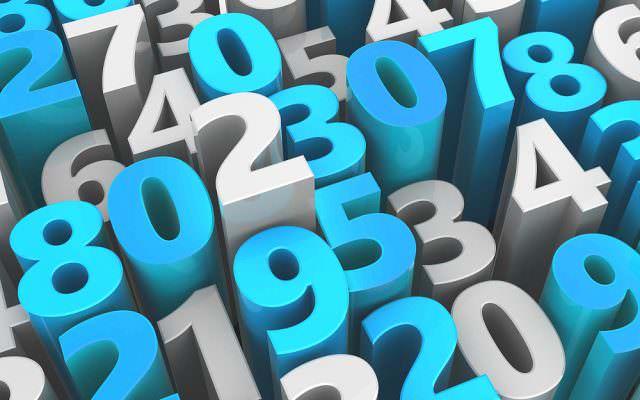 Erfolgszahlen Nummern magische Zahlen