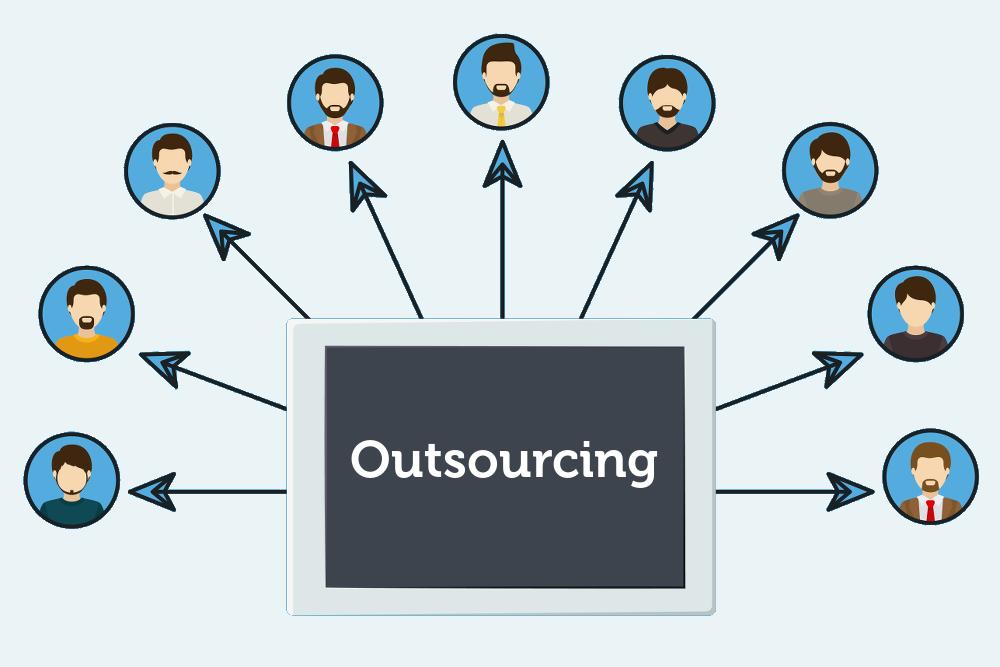 Outsourcing Auslagern Vorteile Nachteile Definition