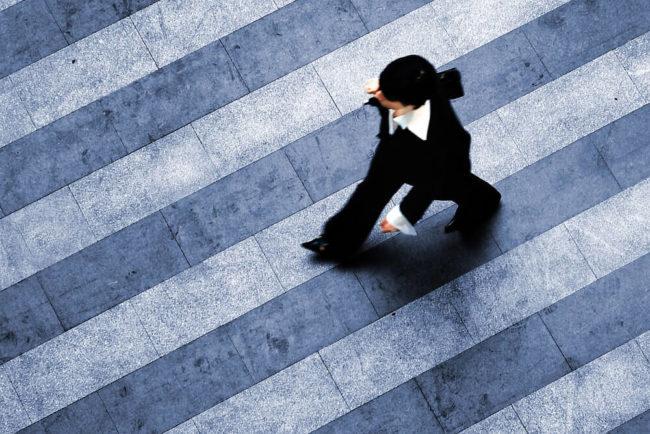 Bewerbertypen: Du arbeitest, wie du die Straße überquerst