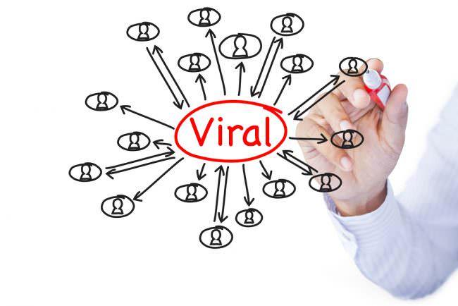 Viralmarketing-Virus-Internet