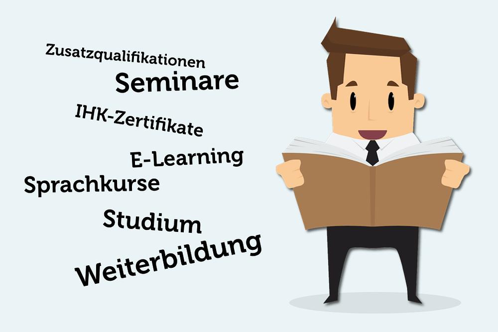 Zusatzqualifikation Angebot Fortbildung