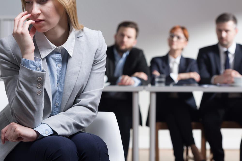 Ängste im Vorstellungsgespräch überwinden