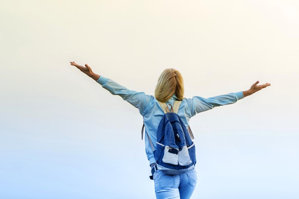 Ausgeglichenheit Reisen