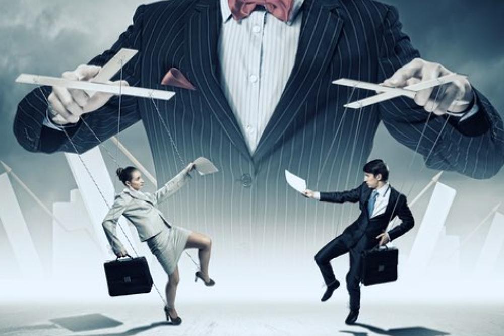 5 Anzeichen, dass Sie sich NICHT manipulieren lassen