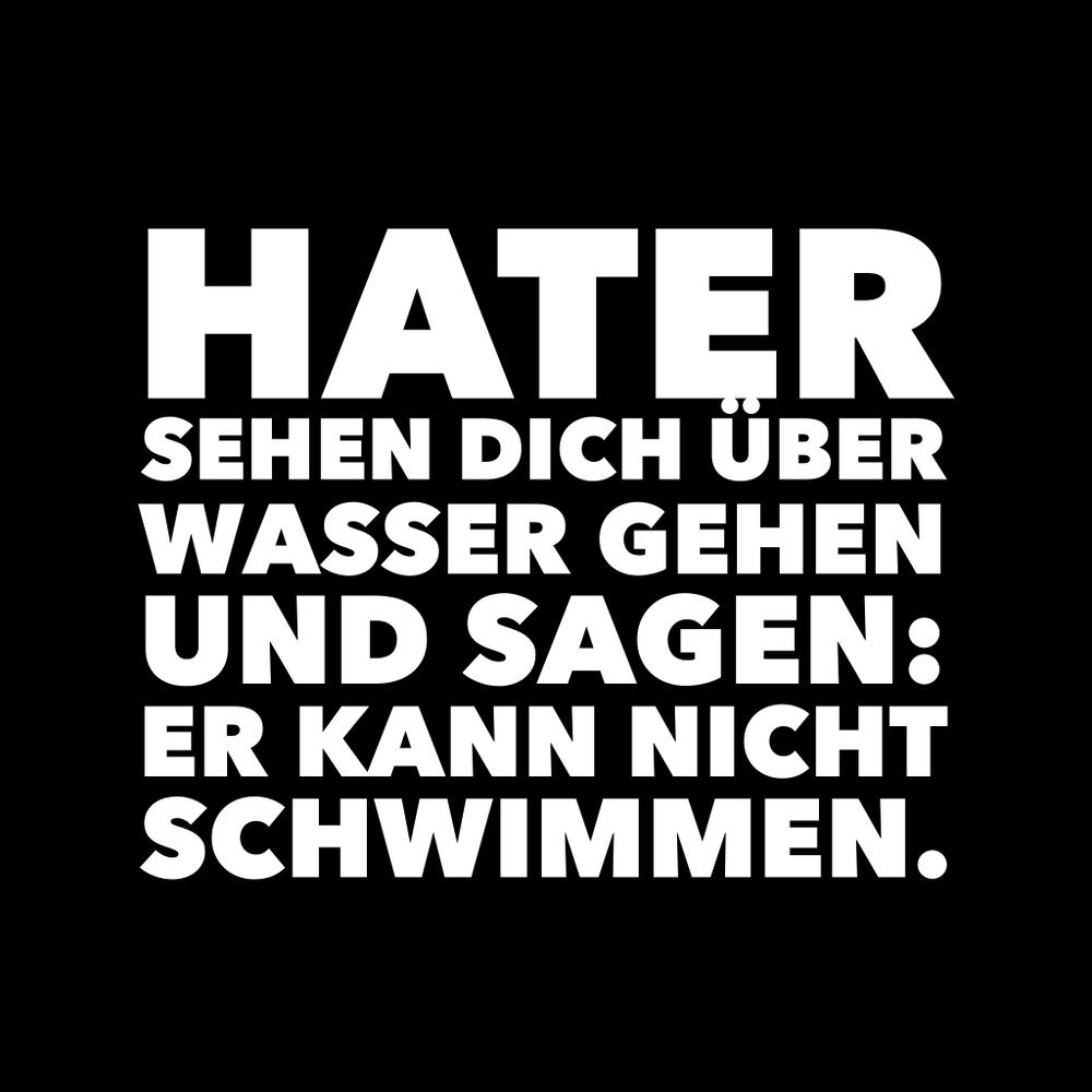 Hater-Wasser