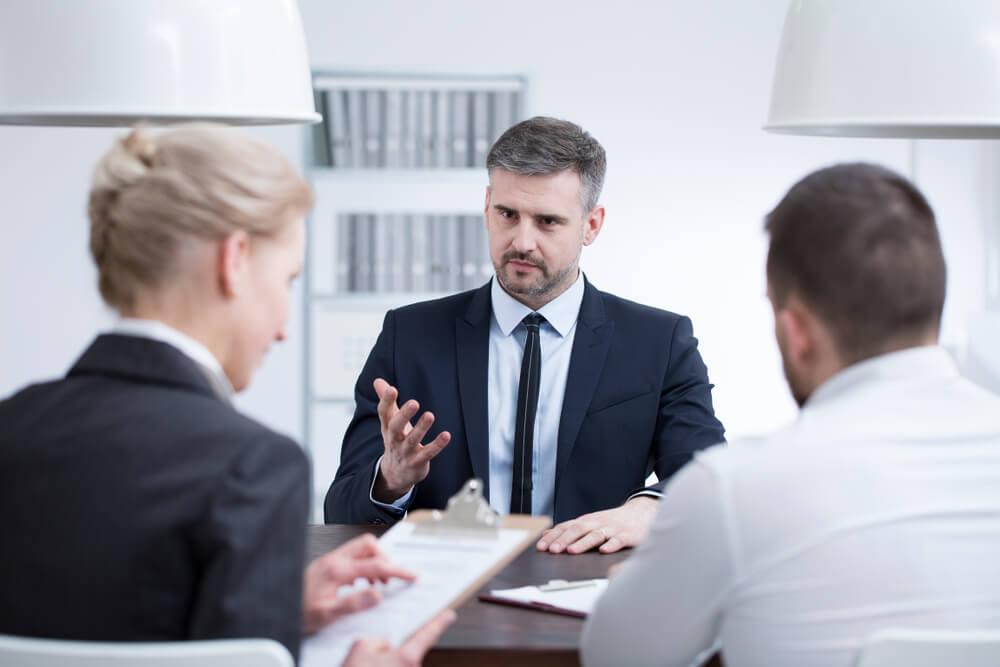 Killerfragen im Bewerbungsgespräch: Frag bloß nicht!