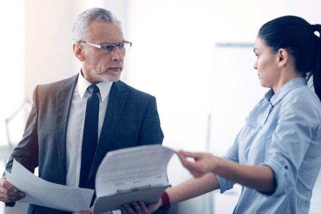 Kritik vom Chef: So reagieren Sie richtig