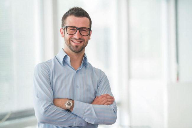 Gute Manager: Optimisten führen besser