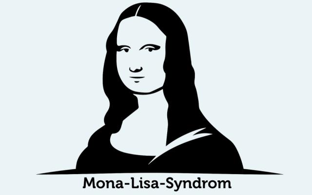 Monalisa-Syndrom-Grafik
