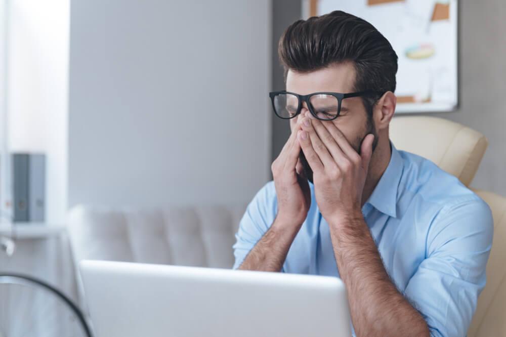 Überlastung am Arbeitsplatz? 9 Gegenmaßnahmen