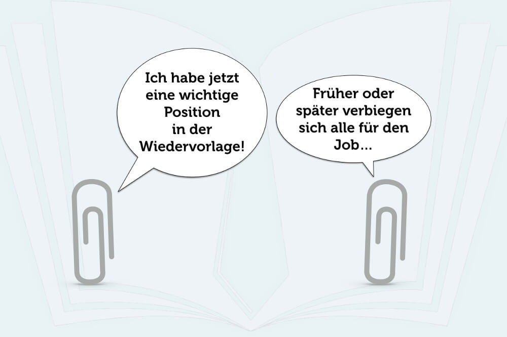 Verbiegen Fuer Den Job Spruch Grafik