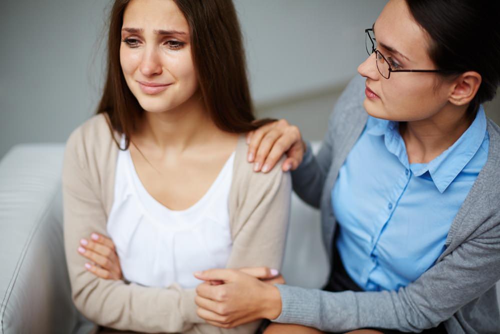 Beileid bekunden Mitgefühl Trauer Trost spenden