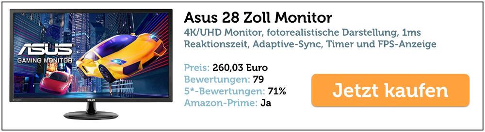 Bildschirm Kaufen Empfehlung Amazon Asus