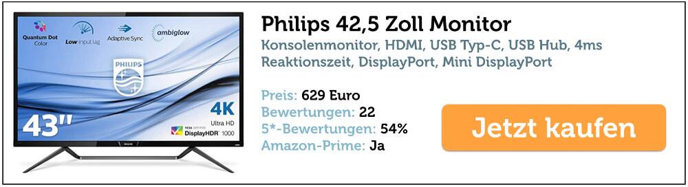 Bildschirm Kaufen Empfehlung Amazon Philips