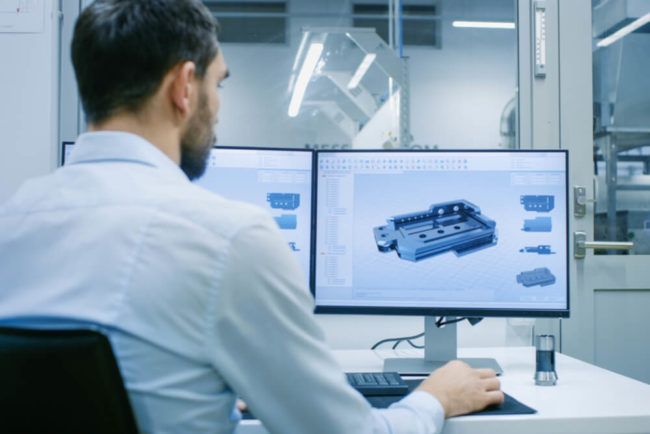 Bildschirmarbeit: Mehr Monitore machen produktiver