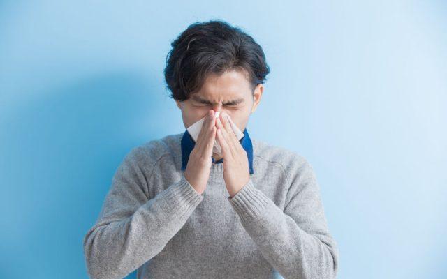Krank im Urlaub Erkaeltung Grippe Fehltage AU