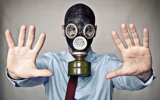 Toxische Menschen negative Menschen Vorsicht meiden