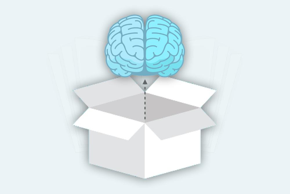 Denkschubladen: Die Selbstbeschränkung im Kopf