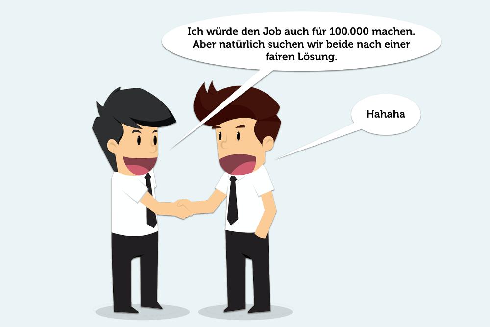 Gehaltsforderungen: So holen Sie mehr raus | karrierebibel.de