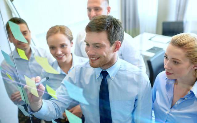 Leistungsbereitschaft steigern Team motiviert Produktivitaet