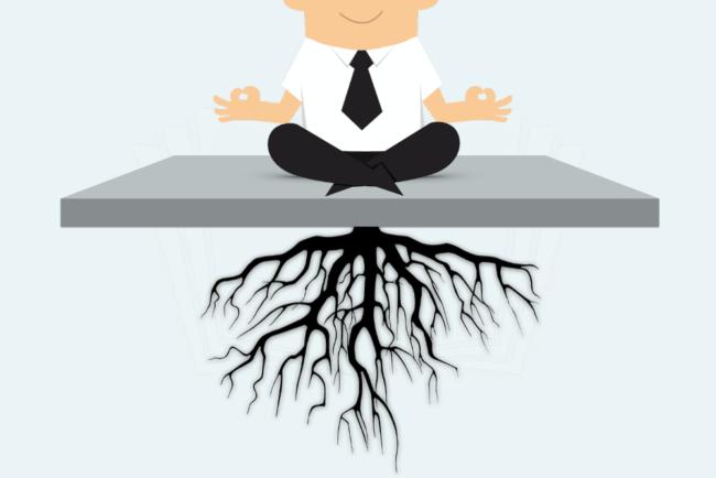 Meditation: Gute Gedanken tanken