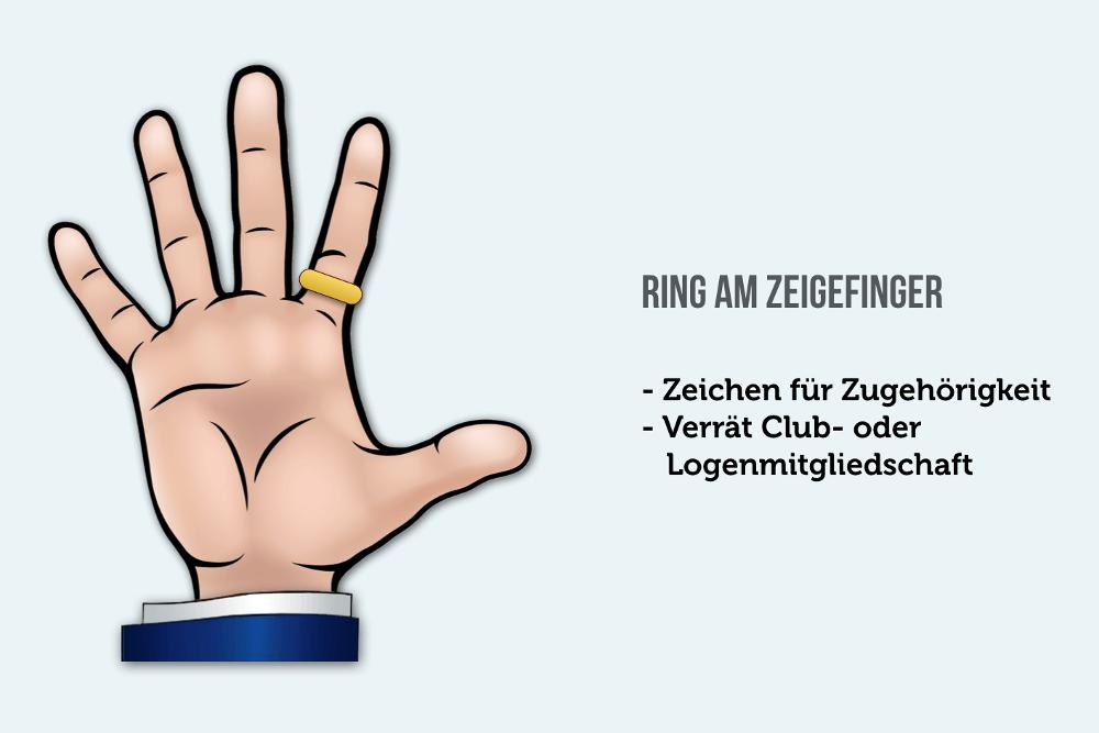 Ring Knigge Herrenring Finger Bedeutung 03 Ringe tragen