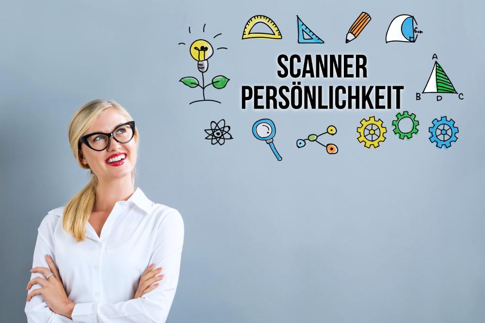 Scanner-Persönlichkeiten: Vom Fluch, vielbegabt zu sein
