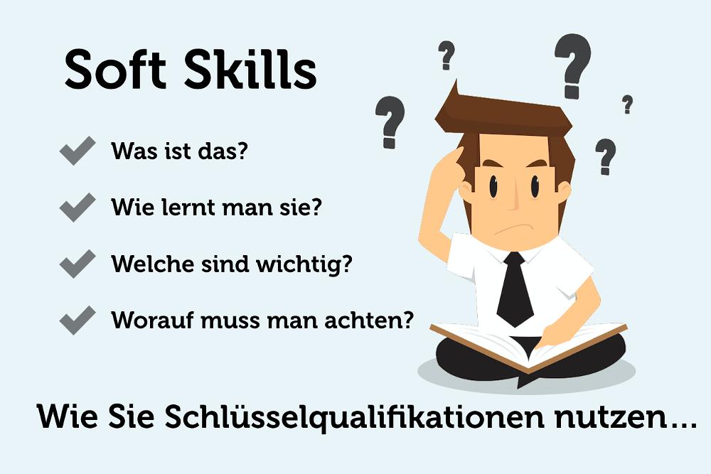 Soft Skills Bewerbung Grafik Qualifikationen