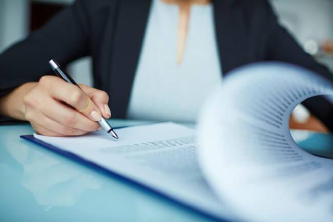 Aufhebungsvertrag Muster Vorlage Unterschreiben Arbeitsverhaeltnis Aufloesen
