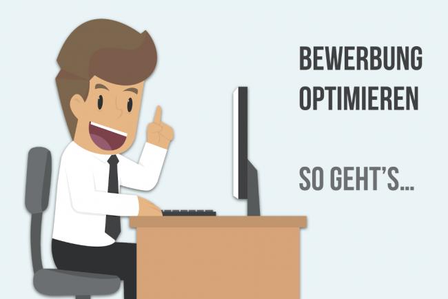 Bewerbung optimieren: Tipps für Anschreiben und Lebenslauf