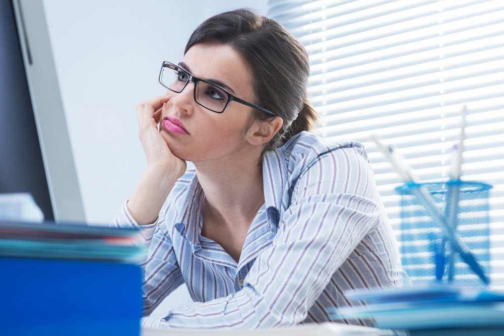 Demotivation Frustjob Mitarbeiter Stillstand Unlust