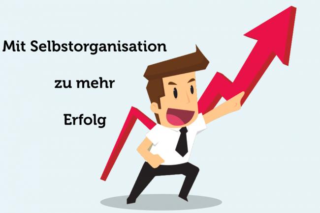 Selbstorganisation am Arbeitsplatz Lernen