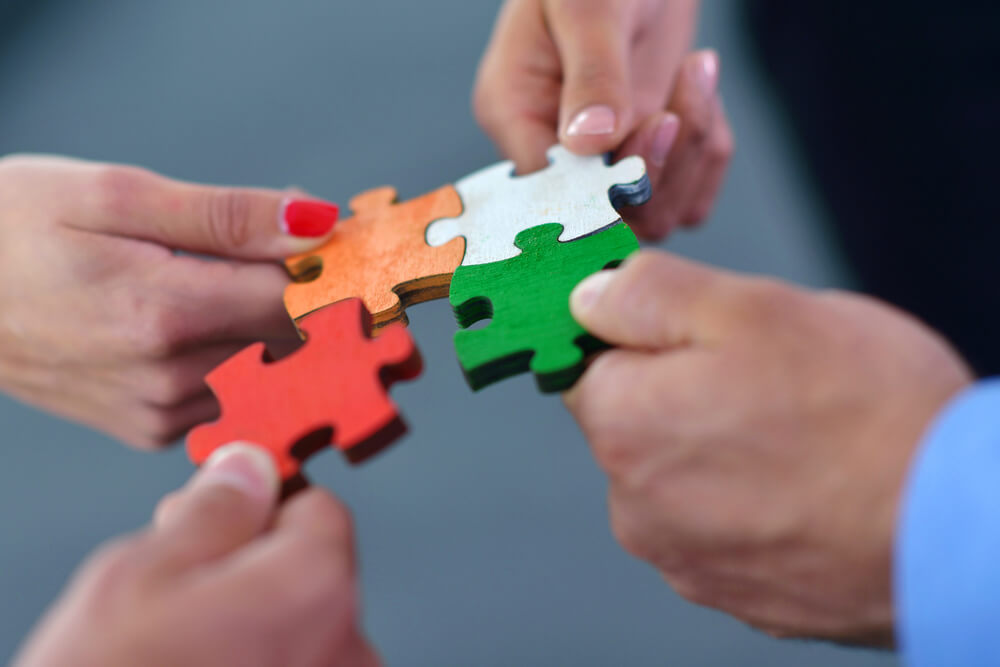 Sozialkompetenz Team Gruppe soziale Kompetenz