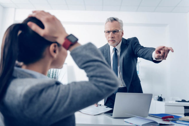Ärger im Job: Wer nervt? Wer hilft?